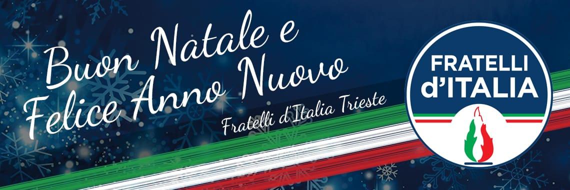 Fratelli d'Italia Buon Natale
