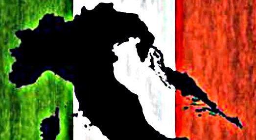 Dalmazia Italiana Cartina.Istria Fratelli D Italia Trieste